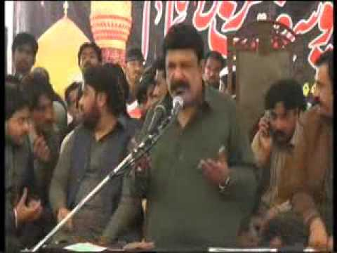 Zakir Naveed Ashiq BA 26 Feb 2017 jalsa Allama Karamat Abbas Haideri at Lahore