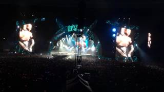 AC/DC Wien 19.05.2016 Full Concert Rock or Bust Tour Part1/2