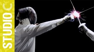Fencing: Slow-mo Replay