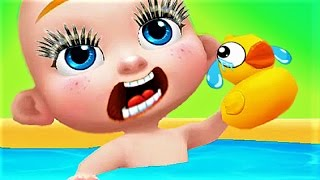 Bad Baby Boss Fun Kids Games || Learn How To Take Care Of Cute Boss Baby & Doctor Game