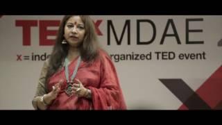 Music that Inspires | Rekha Bharadwaj | TEDxMDAE