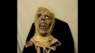 The Mummy Halloween Latex Mask