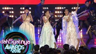 Cecepi 'Aku Rapopo', 'Sambalado', 'Bang Jono' & 'Worth It' [Dahsyat Awards 2016] [25 Jan 2016]