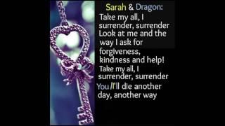 Dark Sarah-Dance with the Dragon (lyric video)