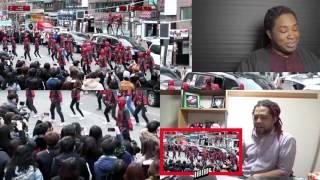 K타이거즈X데드폴 플래시몹 K-Tigers X Deadpool Flash mob 리액션(Reaction)