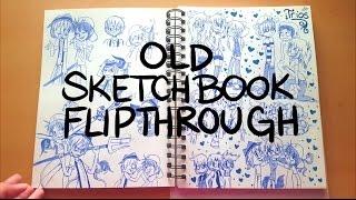 My Old Sketchbook (Birthday Special)