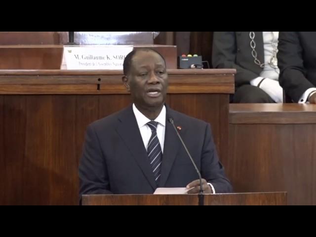 RCI: Le PM sortant nommé Vice-président de l'Assemblée nationale