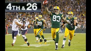 """NFL """"4th And Long"""" Touchdowns 