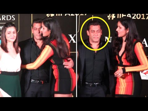 Xxx Mp4 Salman Khan S SHOCKING Reaction When Katrina Kaif HUGS Him At IIFA Awards 2017 Press Conference 3gp Sex
