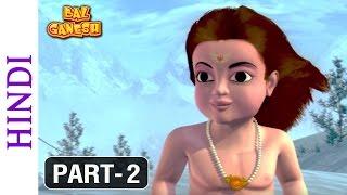 Bal Ganesh - Part 2 Of 10 - Cartoon Movie for Kids - Shemaroo Kids