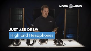High End Headphones - Drew