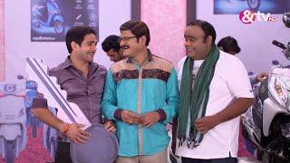 Bhabi Ji Ghar Par Hain - भाबीजी घर पर हैं - Episode 573 - May 09, 2017 - Best Scene