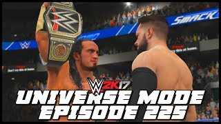 WWE 2K17 | Universe Mode - 'DON'T STOMP SNOOP!' | #225