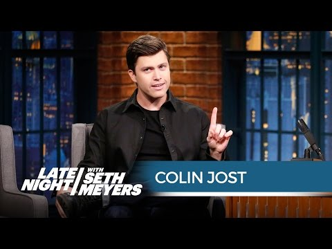 Xxx Mp4 Colin Jost Larry David Has Helped Bernie Sanders Late Night With Seth Meyers 3gp Sex