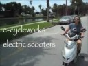 e cycleworks electric scooter