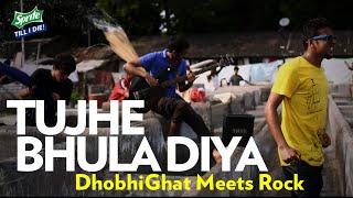 DHOBHIGHAT BEATS - Tujhe Bhula Diya - Anjana Anjani | SPRITE Beats | Sprite Till I Die2