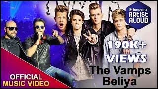 Vishal & Shekhar featuring The Vamps - Beliya   Official Music Video 2016