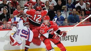 NHL Captain Hits