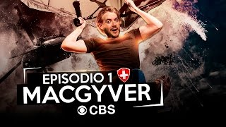 MACGYVER 2016  EPISODE 1 - SWISS ARMY KNIFE