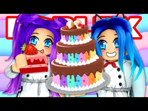 MAKING THE BEST CAKES ON ROBLOX