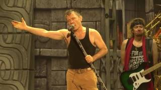 Bruce Dickinson - Last speach - Last show Iron Maiden Wacken 2016