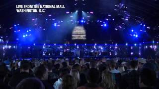 Rihanna Live at The Concert For Valor 2014 HD