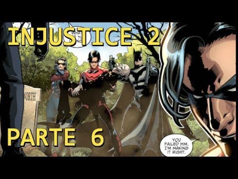 Xxx Mp4 INJUSTICE 2 PARTE 6 El Cadaver De Alfred Comic 11 12 Y 13 3gp Sex