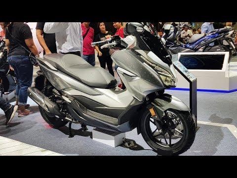 All New Honda Forza 2018
