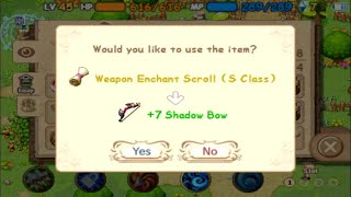 IMO Twom Devilang Fierybow: +8 Shadow Bow???