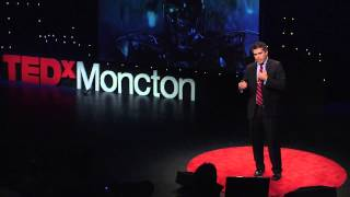 Artificial Intelligence and the future | André LeBlanc | TEDxMoncton