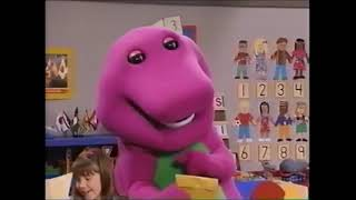 Barney and Friends On the Move (DVD version)