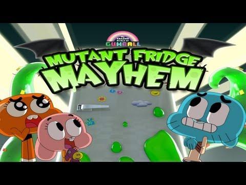 Mutant Fridge Mayhem Gumball Universal HD Gameplay Trailer