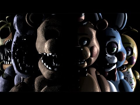FREE ROAM FIVE NIGHTS AT FREDDY'S 2 | Overnight 2 Redux