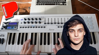 Martin Garrix & Third Party ft. ID - Lions In The Wild (Tuto Piano)