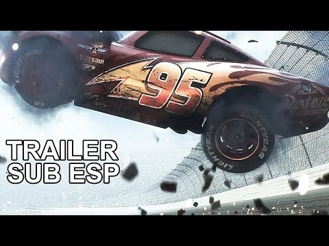 CARS 3 - Trailer Subtitulado Español Latino 2017