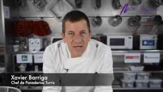 Presentacion Xavi Barriga - Chef invitado en Maria Selyanina's House-Pastry Lab.