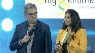 Startup Showcase Finalist: Mapmygenome India
