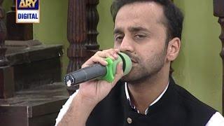 Waseem Badami - Mujhe Dushman ke Bacho ko Pharana Hai