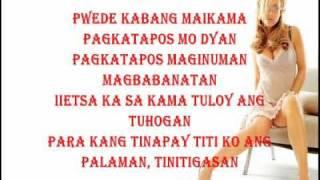 Cue C - Ang ganda mo - Lyrics +Download