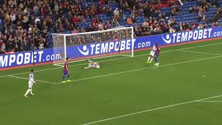 HIGHLIGHTS: Crystal Palace 1-0 Huddersfield Town