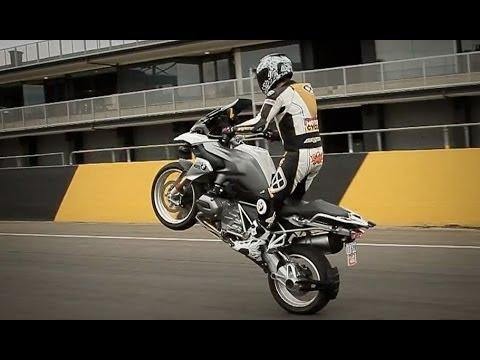 How to Wheelie a Motorbike