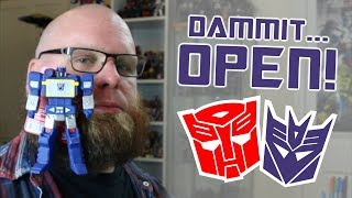 Dammit, Open: Half Hour of Power! Epic Transformers, Gundam, and Surprise Toys Unboxing!