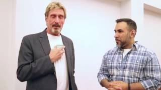 Building a billion dollar security company with John McAfee