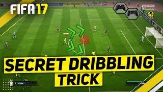 FIFA 17 SECRET ATTACKING TRICK TUTORIAL - UNSTOPPABLE DRIBBLING SKILL COMBO - TIPS & TRICKS