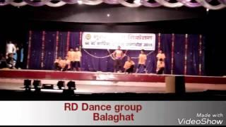 Hey Ganaraya in a RD Dance Group Balaghat