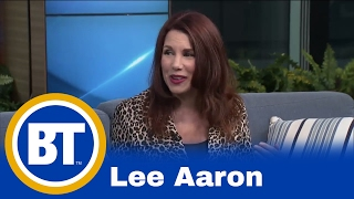 Singer Lee Aaron chats about her new album 'Fire and Gasoline'