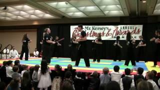 Mr Kersey's Karate School Christmas Party, Demo Team