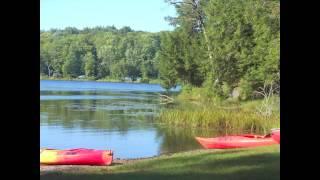 Half Moon Pond, VT Aug 2014