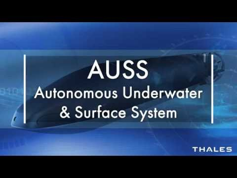 AUSS: A revolutionnary Autonomous Underwater & Surface System