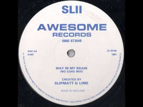 SL2  Way in my Brain  Original Mix   Awesome Records SL02 Video Clip